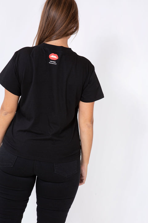 all retema t-shirt black