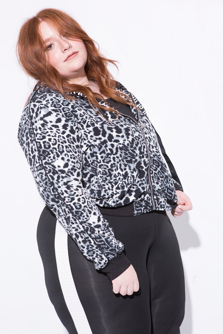 all of me jacket leopard