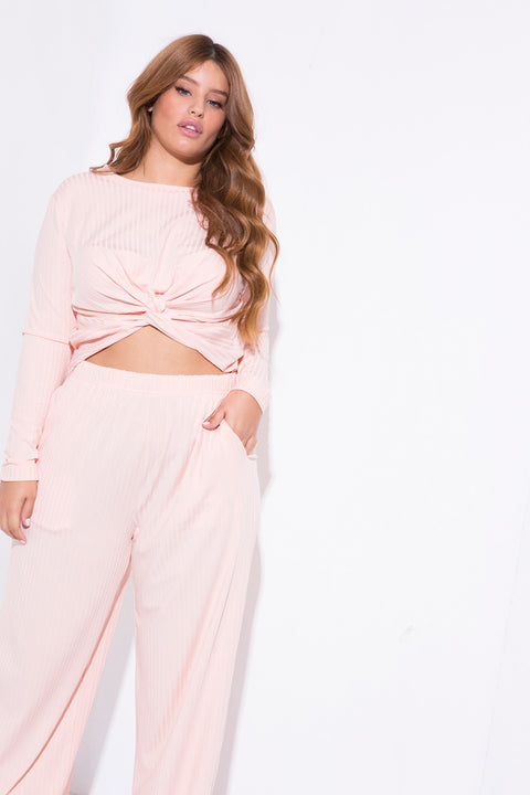 vibes top pink