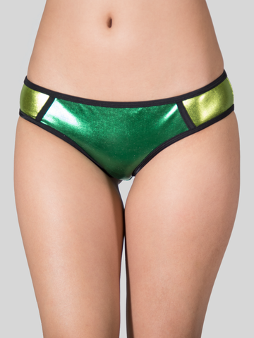 AGILE MESH BOTTOM GREEN