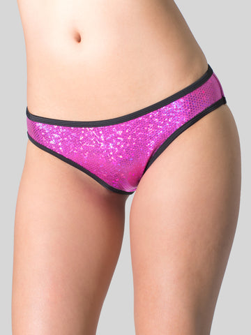 Peachy Perfect Cheeky Bottom - White Rose
