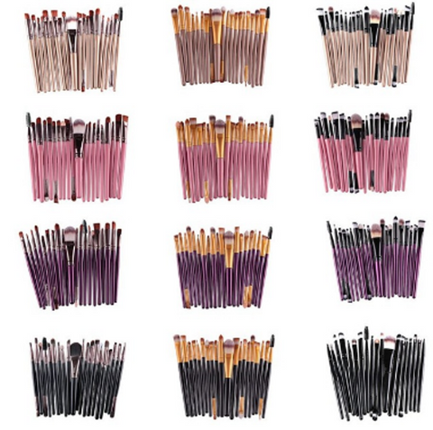Pro Makeup Brushes