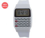 Novel Design Calculator Watch