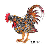 Trendy Big Rooster Brooch - Offer (JUST PAY SHIPPING & HANDLING)