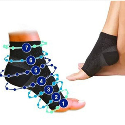 Unisex Anti Fatigue Compression Socks- Free Shipping Worldwide-Anti Fatique Socks-Great Deals and More