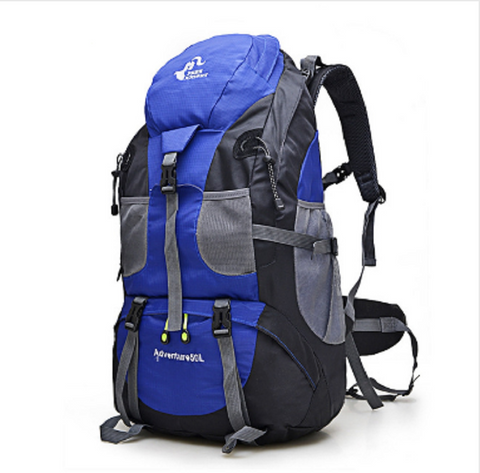 50L Outdoor Waterproof Backpack Bag for Camping/Traveling/Hiking/Trekking - Great Deals and More