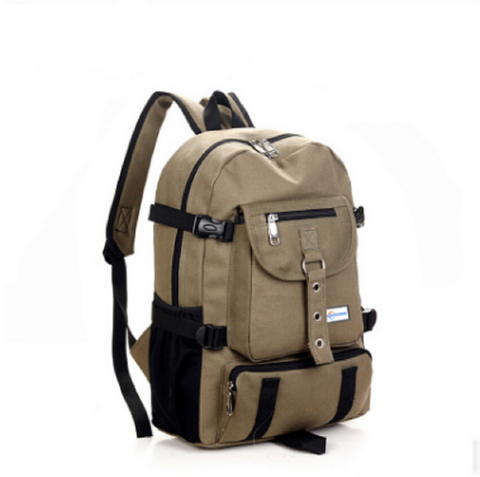 Men's Shoulder Bag / Backpack - Free Shipping Worldwide-Backpack-Great Deals and More