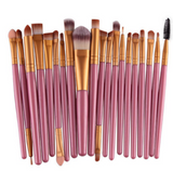 Pro Makeup Brushes - 20pcs-Cosmetic Brush-Great Deals and More