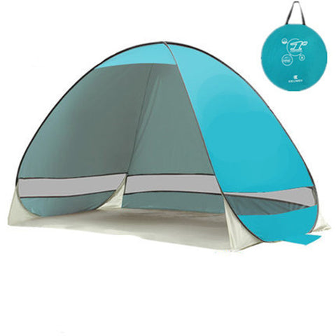 3-4 Person Quick Automatic Opening Camping/Garden/Fishing/Travel Tent - Free Shipping Worldwide-Great Deals and More