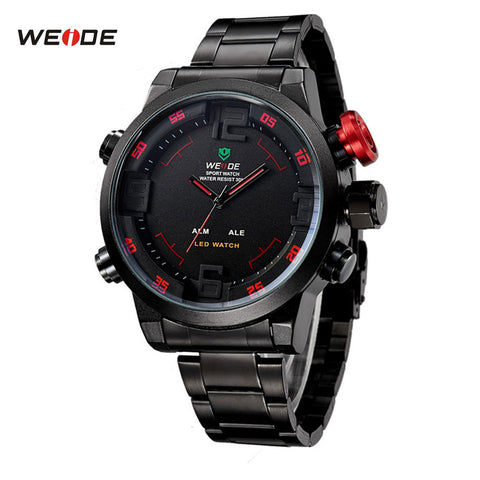 Digital Led Date Men Wrist Watch - Free Shipping Worldwide  Great Deals and More