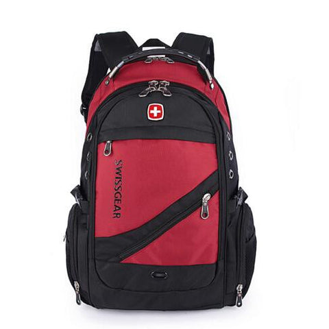 "SwissGear Travel Gear Laptop Backpack - 15"" eBags Exclusive - Great Deals and More"