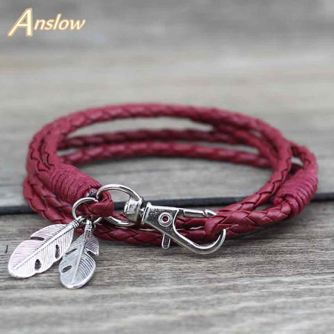 Feather Bracelet - Great Deals and More