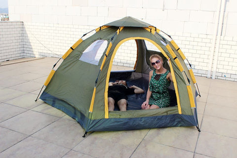 6 Person Instant Family Tent-Tent-Great Deals and More