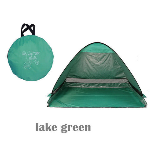 3-4 Person Quick Automatic Opening Camping/Garden/Fishing/Travel Tent - Free Shipping Worldwide-Tent-Great Deals and More
