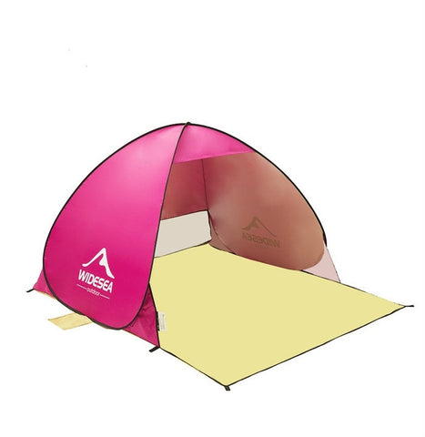 1-2 Person Quick Automatic Opening 90% UV-Protective Waterproof Camping/Garden/Fishing/Travel Tent - Free Shipping Worldwide-Tent-Great Deals and More