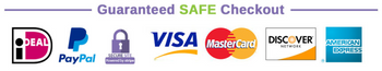 Secure payment systems we accept