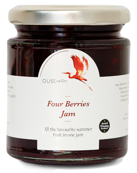 Four Berries Jam 227g