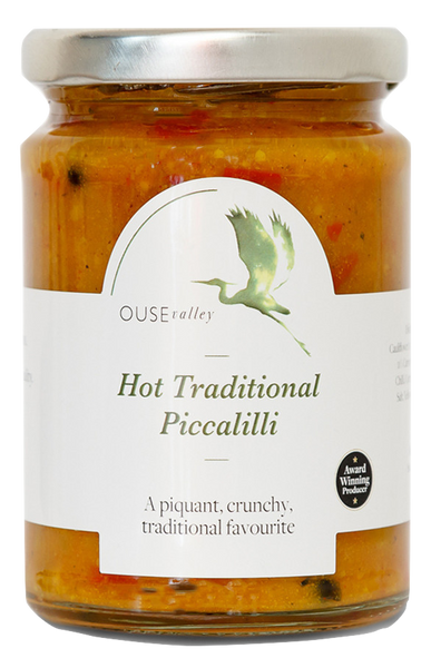 Hot Traditional Piccalilli 290g