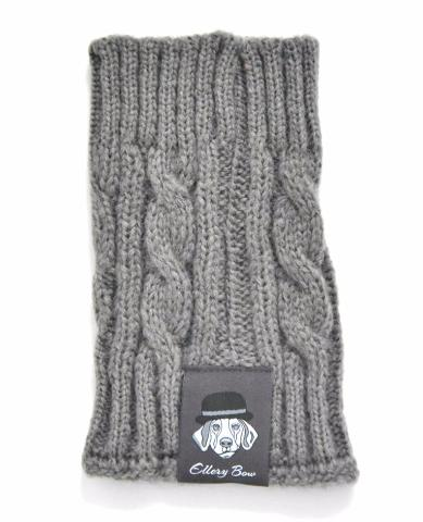 Snood - in Grey
