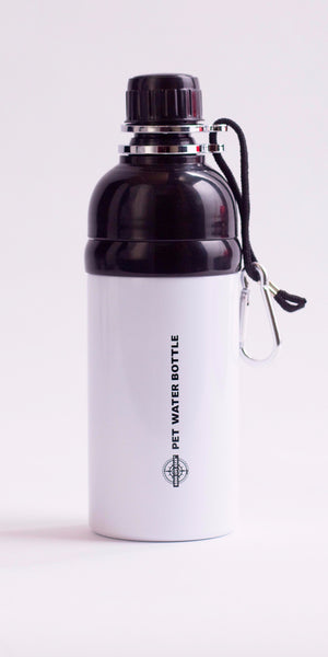 "Pet Water Bottle with ""lick 'n' flow"" system (500ml)"