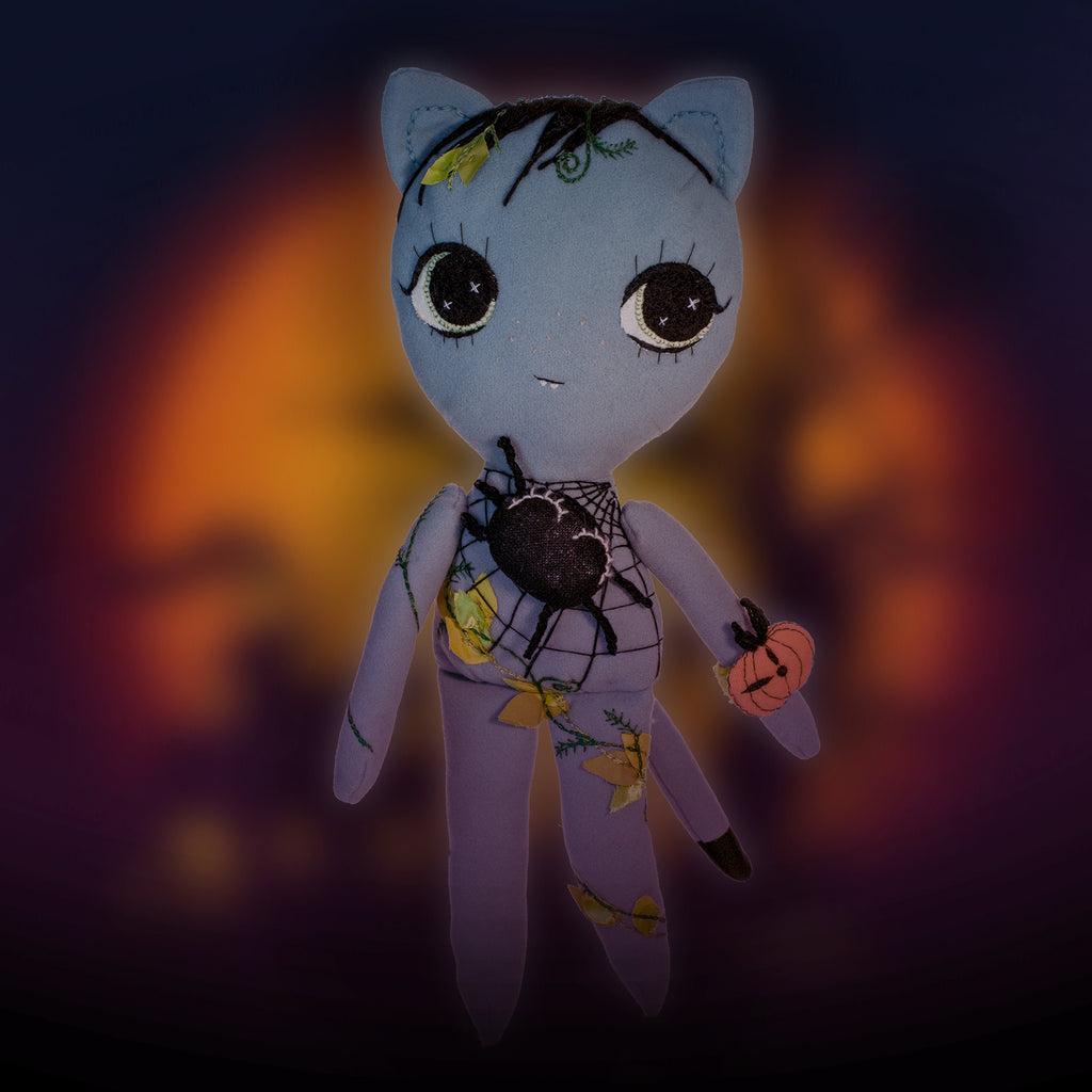 Halloween Doll Giveaway from Oct 10th - Oct 19th 2017
