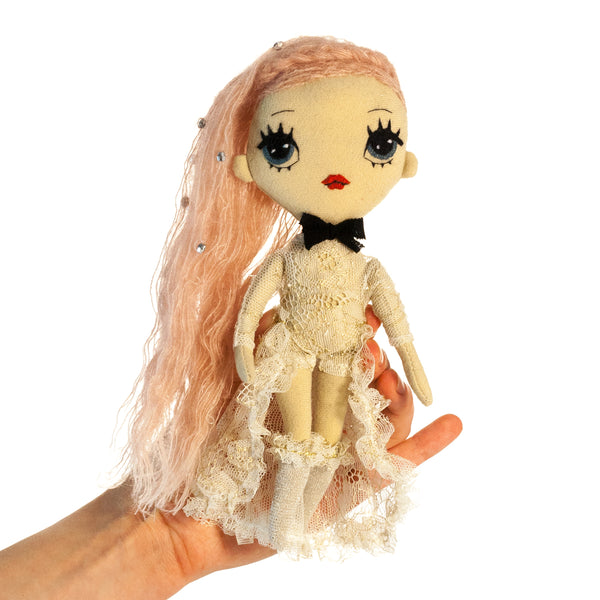 Agnes - Soft Small Doll