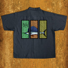 Ultimate Native Lounge/Camp Shirt