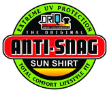 BEST Sun Shirt Men's LS SPF50+ Gator Tri