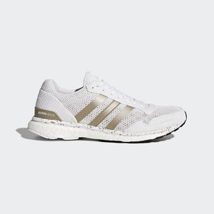 Men's Adizero Adios 3 | Footwear White