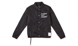 Cult Coach Jacket | Black