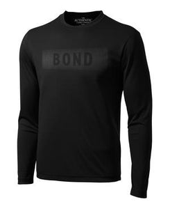 Gradient Tech Longsleeve | Black