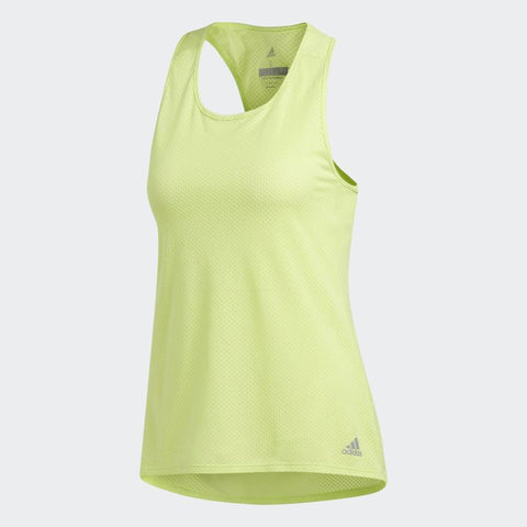 Women's Response Tank | Semi Frozen Yellow