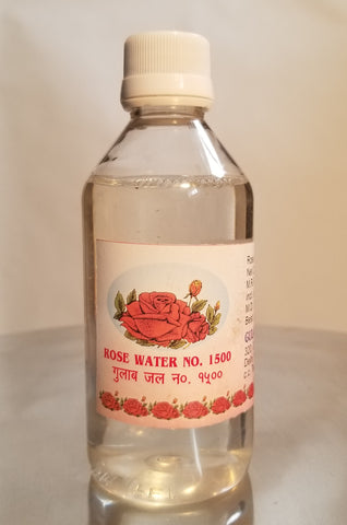 ALL NATURAL: NO.1500 ROSE WATER
