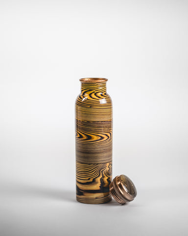 CARAMEL SWIRL BOTTLE