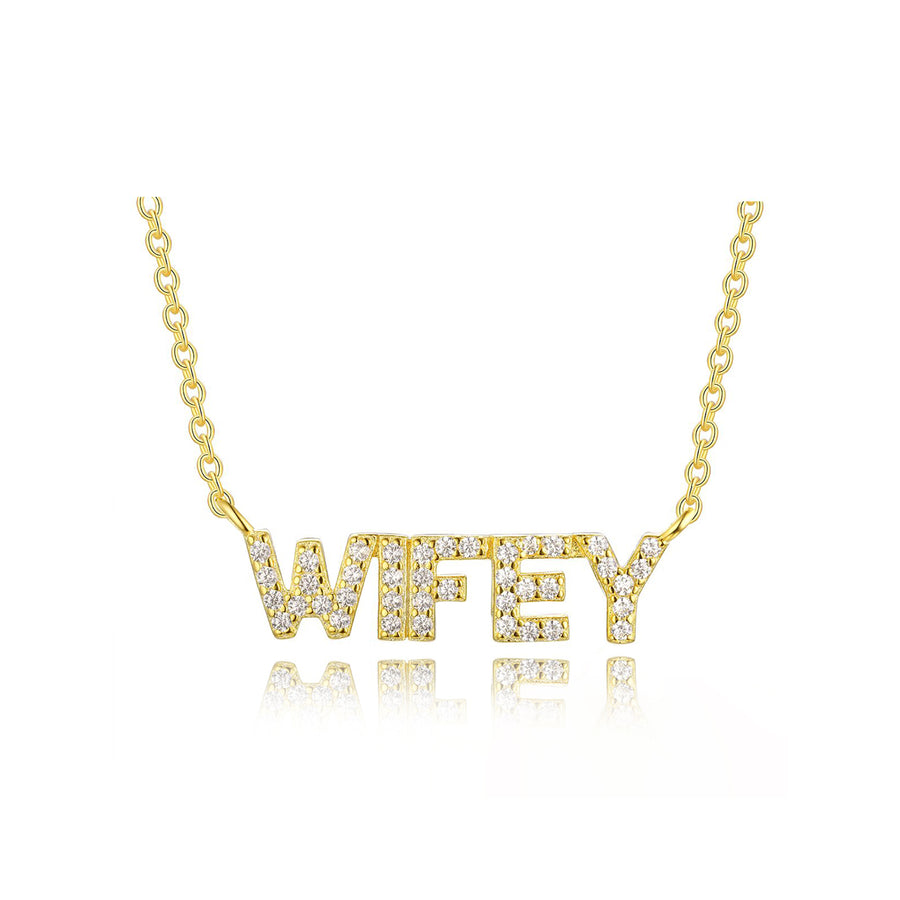 bride-wifey-gold-jewelry