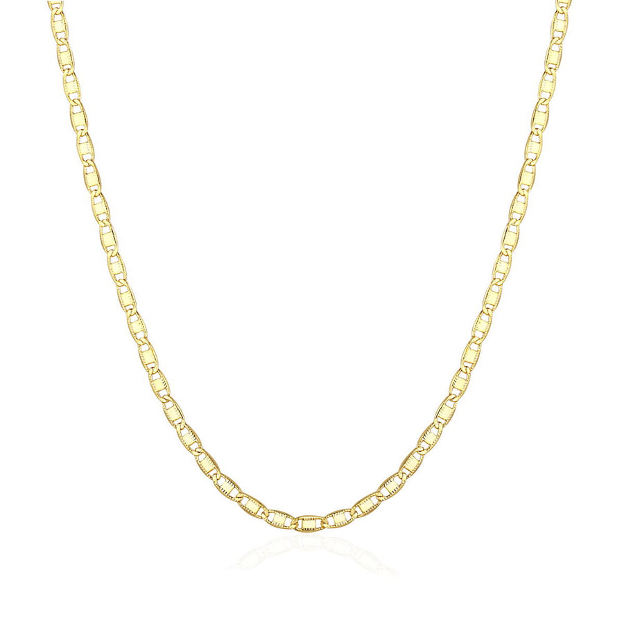 gold thin chain choker necklace