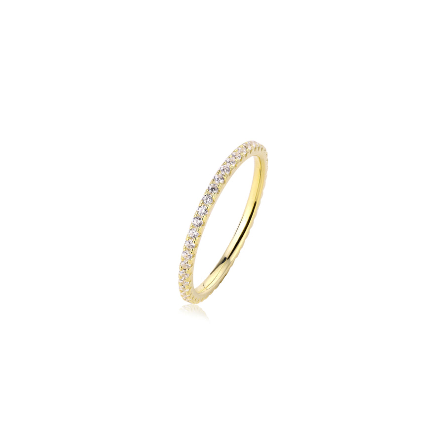 Brilliant Eternity Band