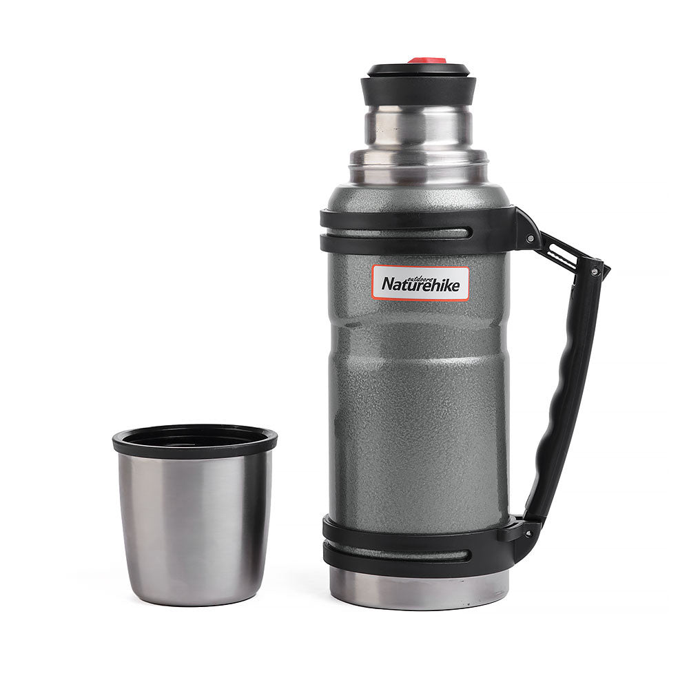 NatureHike 1 litre stainless steel thermos flask