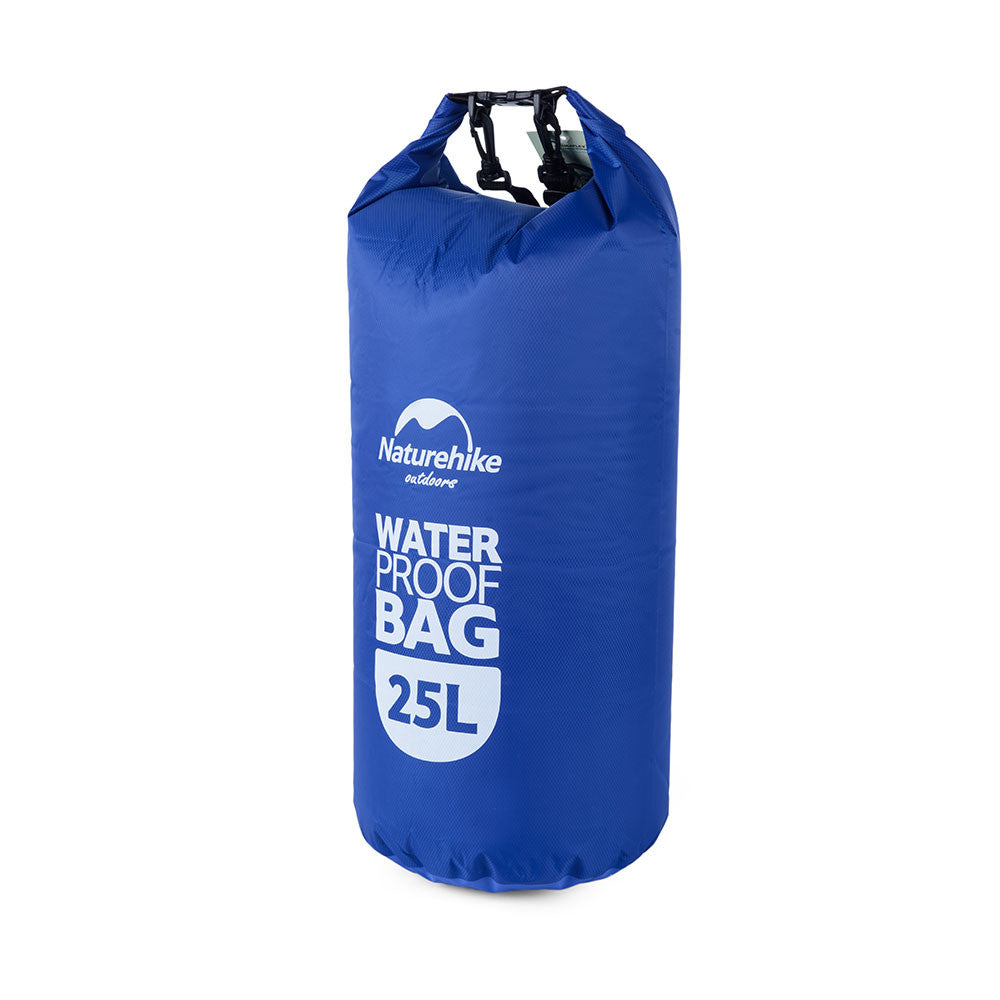 NatureHike 25L dry bag in blue