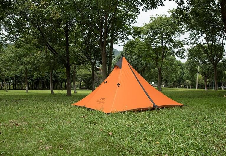 NatureHike 1 person Pyramid Tent (NH17T030-L)