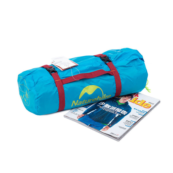 NatureHike 4 Man P Series Dome Tent bagged up