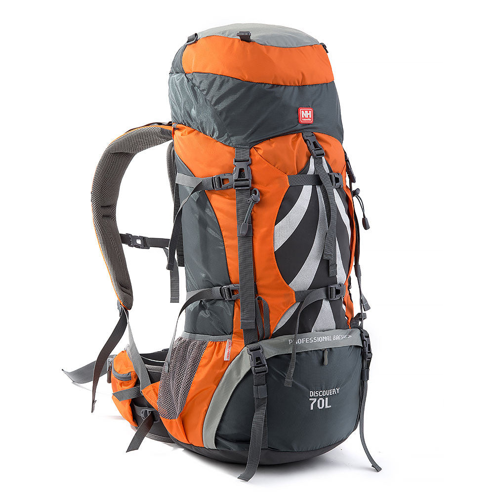 Backpack - NatureHike 70L Ergonomic Hiking Pack (NH70B070)