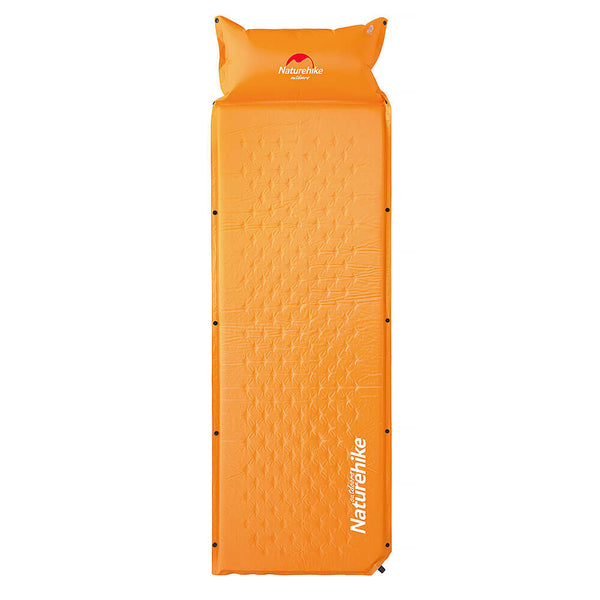 Sleeping Mats - NatureHike One Man Inflatable Sleeping Mat With Pillow (NH15Q002D)