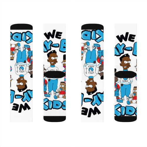 Bay Bay Kids Socks - StereoTypeTees