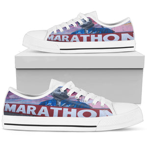 Mens Nipsey Mural Low Top Chucks - StereoTypeTees