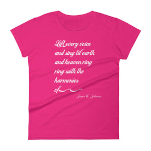 Lift Every Voice (Ladies) - StereoTypeTees