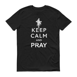 Keep Calm and Pray - StereoTypeTees