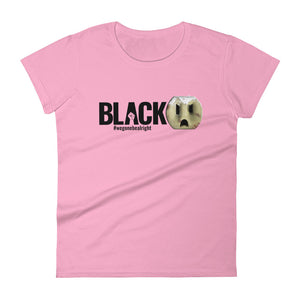 BLKPWR (Ladies Light Color) - StereoTypeTees