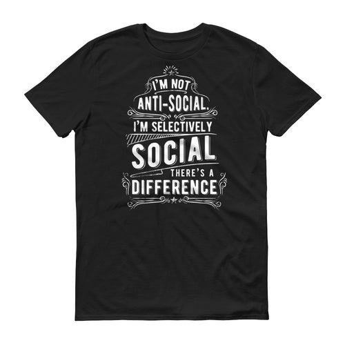 Not Anti-Social - StereoTypeTees