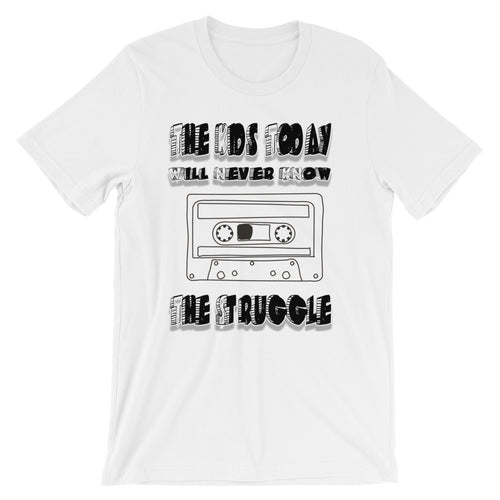 Tape Struggle - StereoTypeTees